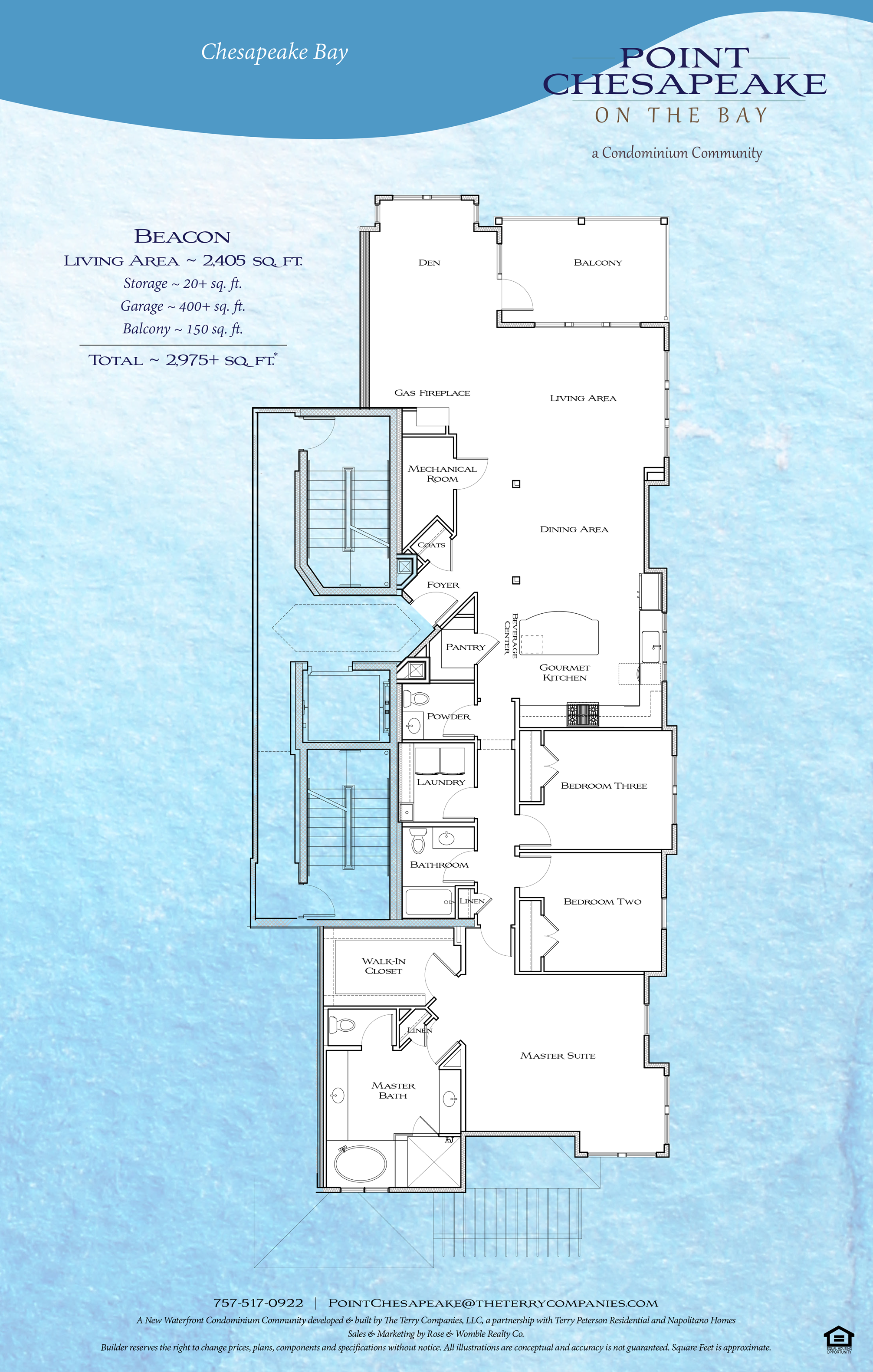 Floor plans of point chesapeake offer waterfront views for Bay to beach builders floor plans